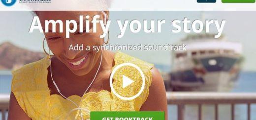 Booktrack, plataforma web para crear ebooks con banda sonora incluida