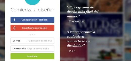 Canva: utilidad web para crear imágenes sociales, carteles, tarjetas, etc