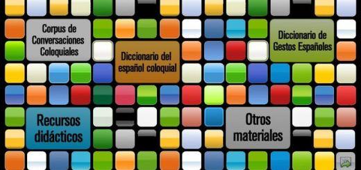 Coloquial, diccionario y recursos didácticos para aprender español coloquial