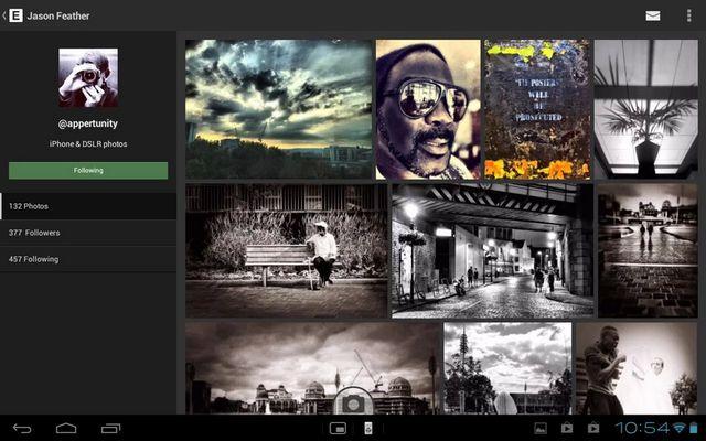 EyeEm, interesante alternativa a Instagram para dispositivos Android