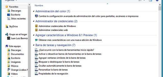 Modo Dios en Windows con cientos de opciones de configuración ocultas