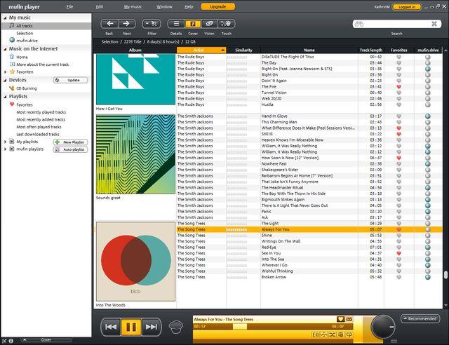Mufin Player, otra generación de reproductores de música ha llegado