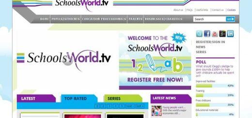 SchoolsWorld, un gran directorio repleto de vídeos educativos