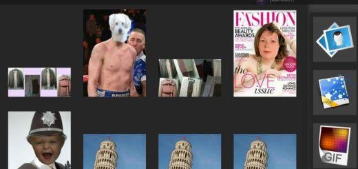 Social Galleries, un lote de utilidades web para trabajar con imágenes