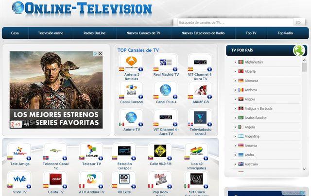 TV en directo, una app para Chrome con miles de TVs y radios online