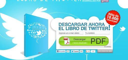 Conectados en 140 caracteres, ebook gratis para conocer y aprovechar Twitter