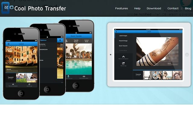 Cool Photo Transfer, transfiere rápidamente fotos de tu Android al PC