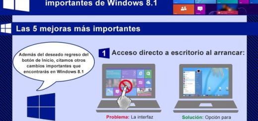 Infografía Windows 8.1