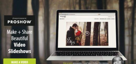 ProShow: crea vídeos a partir de tus fotos con esta utilidad web