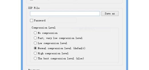 RAR to ZIP Converter, software gratis que convierte archivos RAR a ZIP