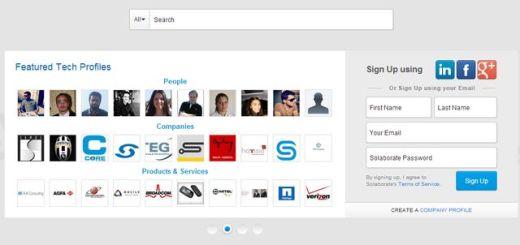Solaborate, red social para empresas y profesionales del sector tecnológico