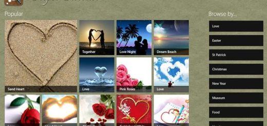 SuperBanner, app Windows 8 para crear bonitas imágenes con textos