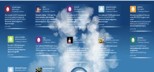 TwittStorm, excelente plataforma para monitorizar tweets a tiempo real