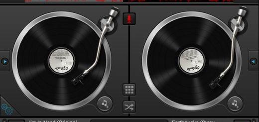 DJ Studio 5, una mesa de mezclas gratuita para tu Android