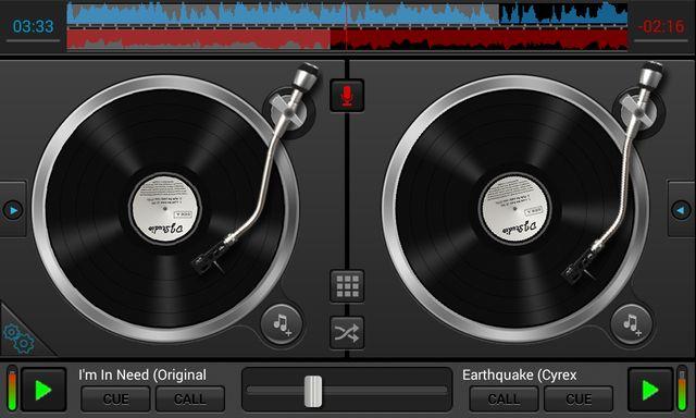 dj studio 5 una mesa de mezclas gratuita para tu android