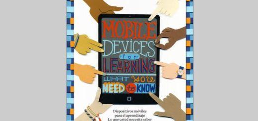 Guía en español sobre los dispositivos móviles en el aprendizaje