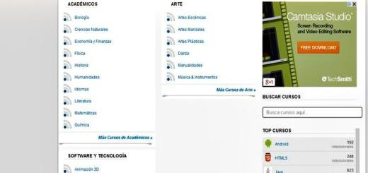 Linkaterra, una plataforma para recopilar cursos y videotutoriales
