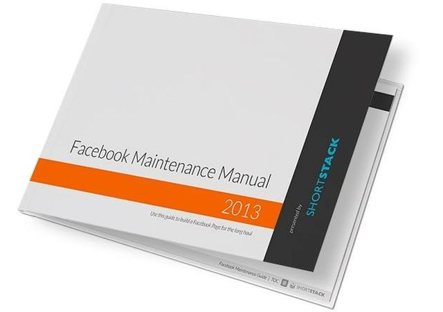 Manual paginas de Facebook