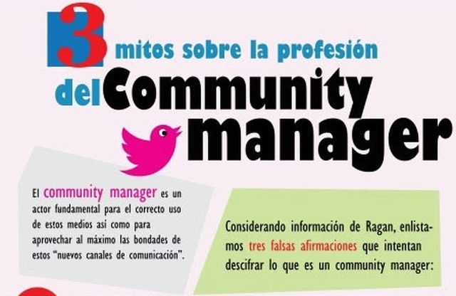 Mitos sobre Community Manager