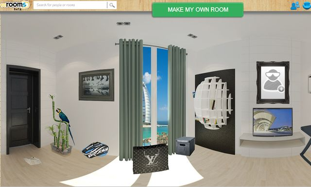 Mywebroom Mywebroom, crea una habitación virtual para tus enlaces favoritos