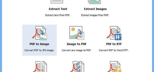 PDF Shaper, software con varias herramientas para trabajar con PDF
