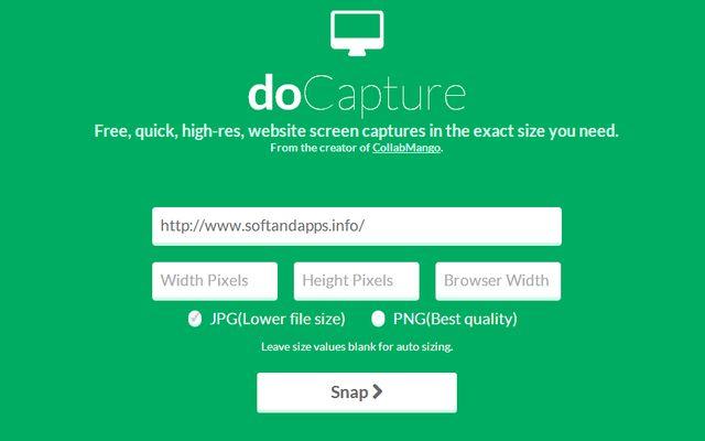 doCapture