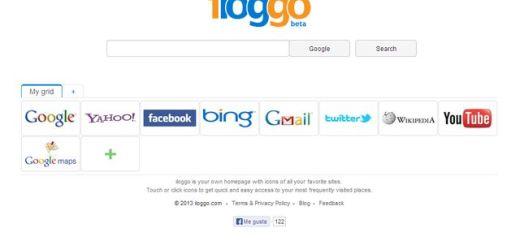iloggo, un perfecto sustituto para reemplazar al extinto iGoogle