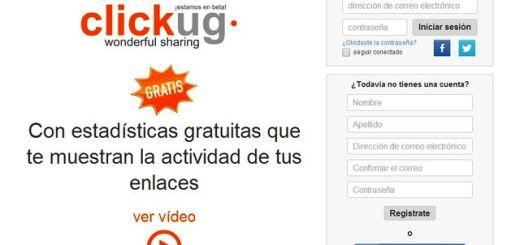 Clickug, crea un acortador de urls personalizado para tu sitio