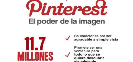 Descubre el poder de la imagen en Pinterest con esta infografía