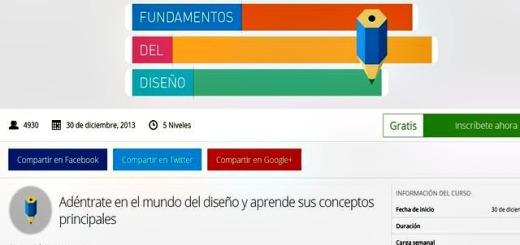 Fundamentos del diseño, curso gratuito de diseño para seguir online