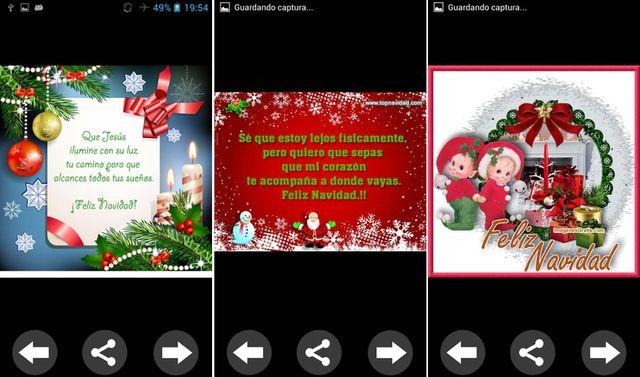 Imgenes y Frases Navidad para WhatsApp Line y otros Android