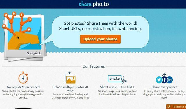 Share.pho.to, comparte lotes de imágenes en varias redes sociales