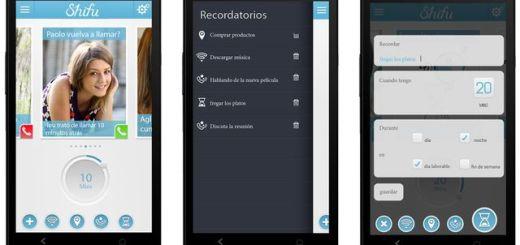 Shifu, un gestor de tareas inteligente para Android