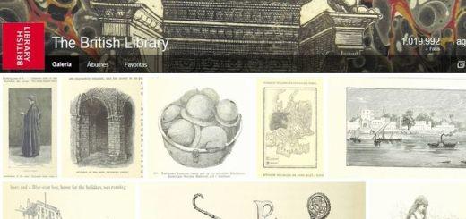 La Biblioteca Británica publica más de un millón de imágenes gratis
