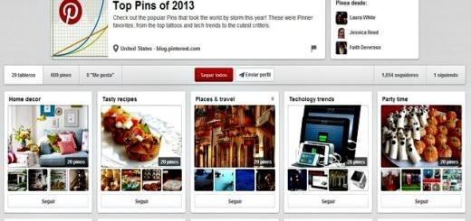 Top Pins 2013, las imágenes más populares del año en Pinterest