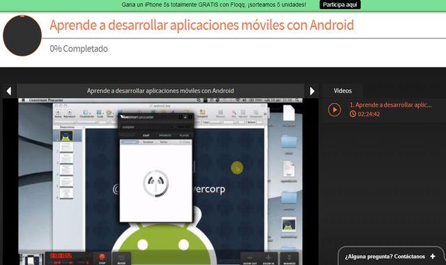 Curso gratis para aprender a crear aplicaciones móviles Android