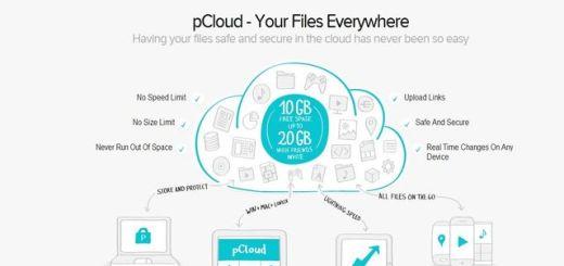 pCloud, 10 Gb de almacenamiento gratis en la nube
