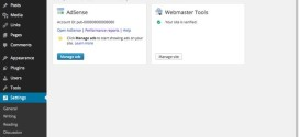 Google Publisher, plugin oficial de Google con Adsense y Webmasters Tools (WordPress)
