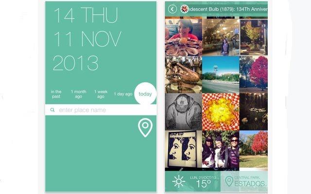 Pic a Moment, app iOS para buscar fotos geolocalizadas de Instagram