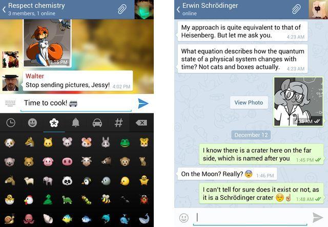 Telegram, el nuevo cliente de mensajería capaz de rivalizar con WhatsApp