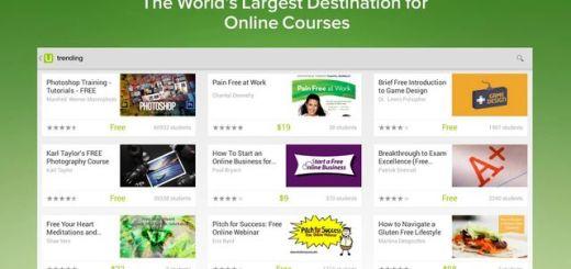 Ya podemos seguir los cursos online de Udemy en nuestro móvil