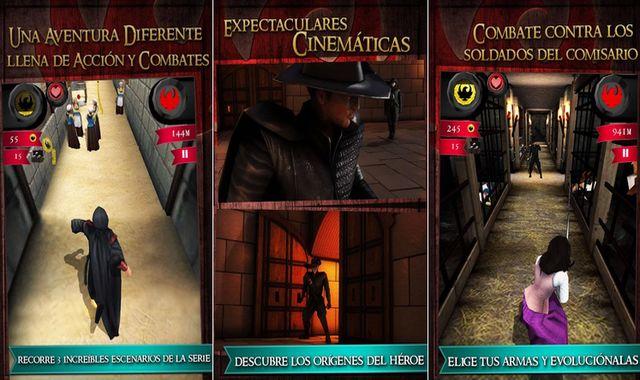 Águila Roja Orígenes, juego oficial de la popular serie televisiva para Android