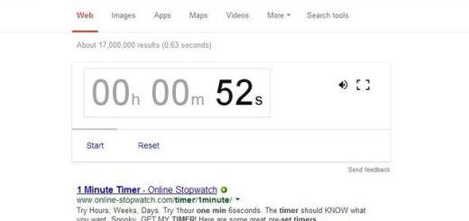 Aprende a usar Google como una cuenta atrás con señal de alerta