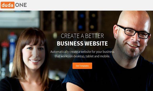 DudaOne, crea páginas responsivas sin necesidad de programar