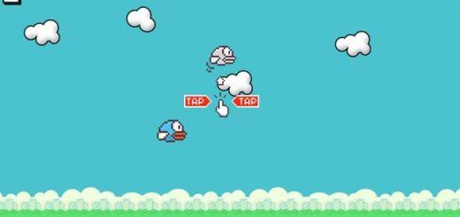 Flappy Bird HD, una versión del juego para equipos con Windows 8 y 8.1