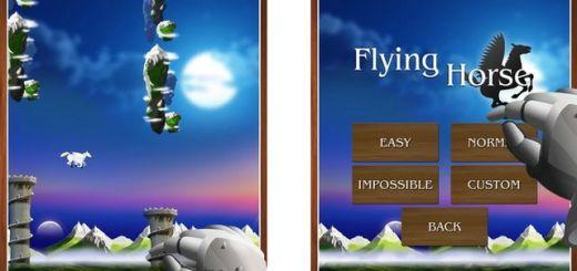 Flying Horse, alternativa a Flappy Bird que puedes configurar (Android)