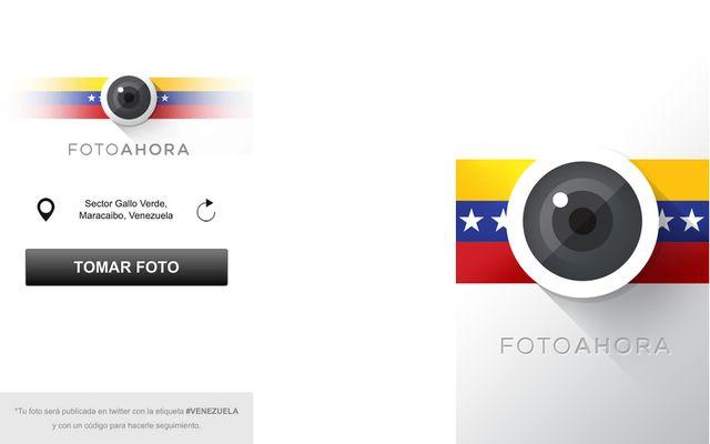 FotoAhora: app Android para autentificar fotos antes de publicarlas en Twitter