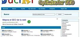 JuciKi, nuevo directorio web para descubrir sitios y promocionar tus páginas