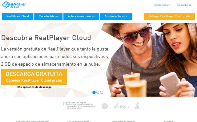 RealPlayer Cloud