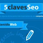 Cinco claves SEO